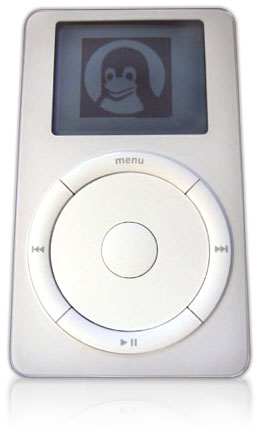 iPod Linux - Linux for your iPod